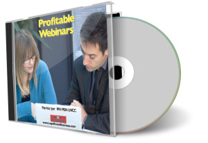 Product image - Profitable Webinars DVD Cover