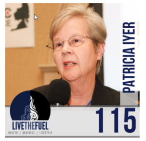 Pat Iyer presents a podcast on Live the Fuel