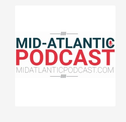 Logo for Mid Atlantic Podcast